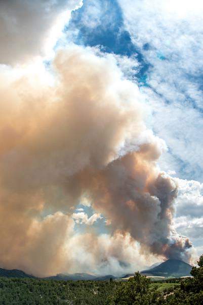 Rough Mountain Ablaze