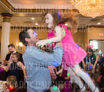 Daddy Daughter dance at Koto's in Grand Rapids April 23, 2019.