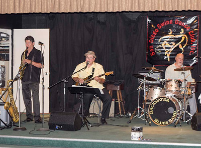 Backwater Blues Band