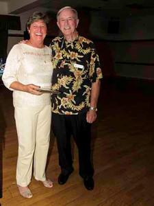 Kathy and Richard