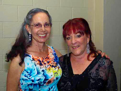 Anita and Karen