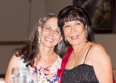 Anita and Brenda