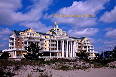 The Grand Essex-Sussex Hotel in Spring Lake