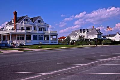 Homes on Ocean Avenue