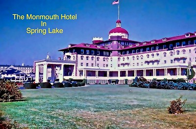 The Monmouth Hotel In Spring Lake