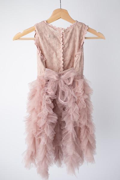 Lace Princess Dress Size: Child (6-8 years)