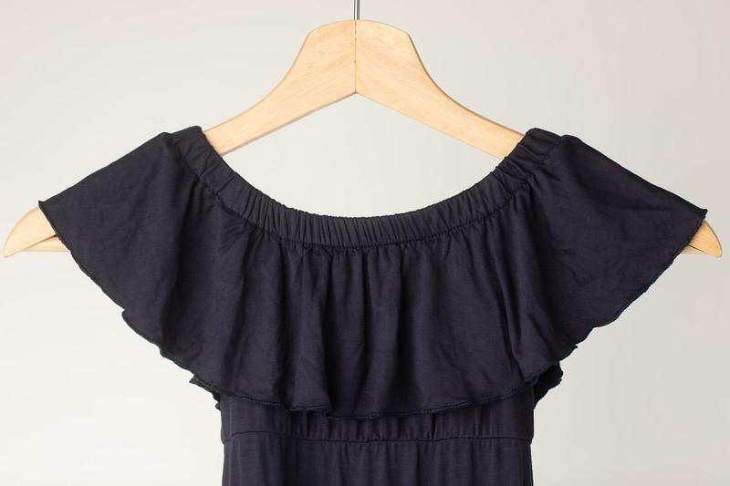 Navy Harper Gown Ballet Pink Size: Child (5-7 years)