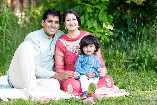Chopra Family