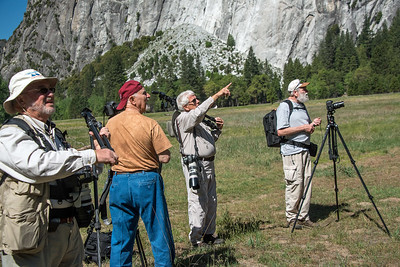 Yosemite Full Moon Tour Spring 2015