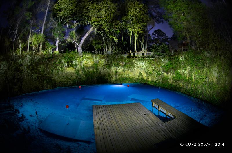 Blue Grotto - Williston, FL
