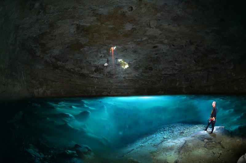 Chan Cenote - Yucatan