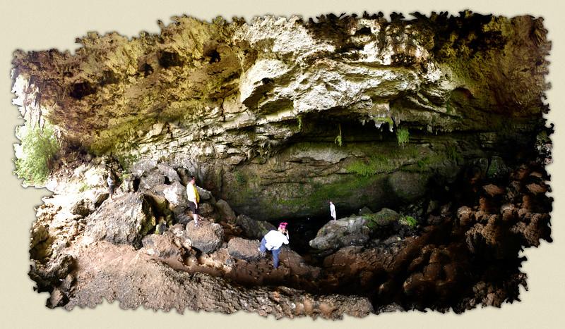 Dominican Republic Cave