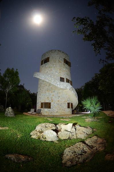 Jungle Tower - Yucatan