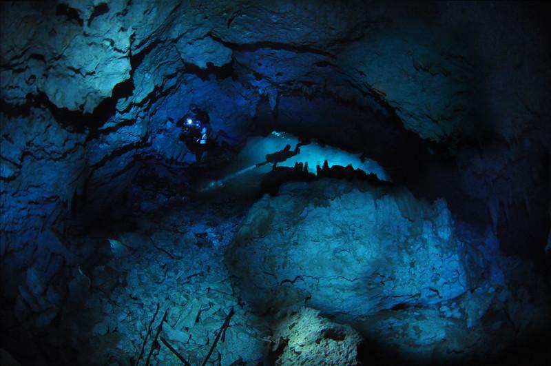 Dominican Republic Underwater Cave