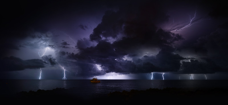 Grand Cayman Lightning