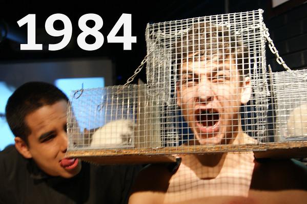 Orwell's 1984 (2013)