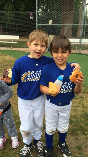 T Ball - Storm Chasers - 2016