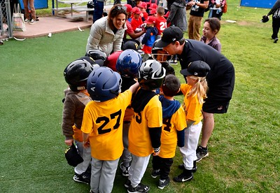 T-Ball Division - 2017
