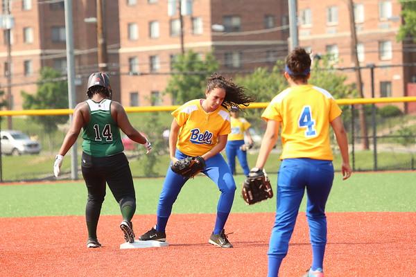 DCIAA Softball championship: Wilson vs Bell