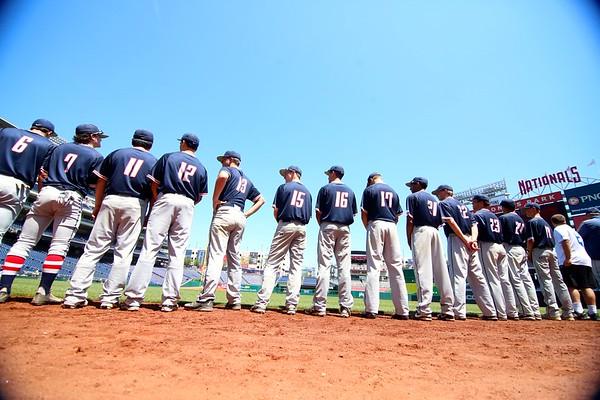 DCSAA Baseball Championship: Gonzaga vs. St. Albans