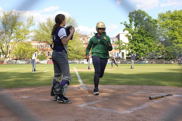Softball: Cathedral vs. Visitation