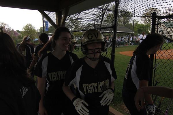 Softball: Visitation vs. Flint Hill (Rainout)