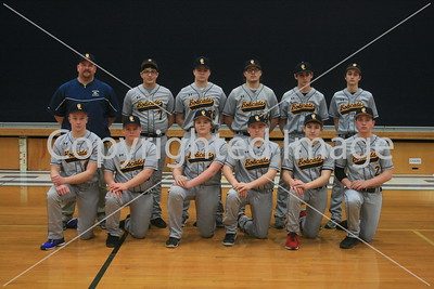 Whiteford Junior Varsity Baseball Team Photo