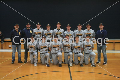 Whiteford Varsity Baseball Team Photo