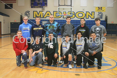 Madison Junior Varsity Baseball Photo