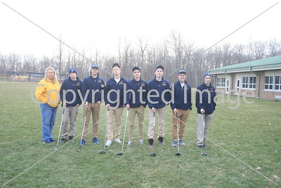 Whiteford Varsity Golf Team Photo