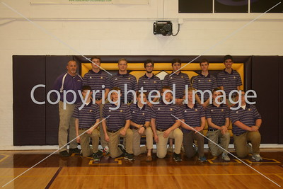 Blissfield Varsity Golf Team Photo