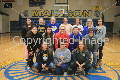 Madison Softball Team Photo