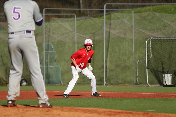 Baseball: St. John's vs. Gonzaga