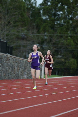 Cathedral and St. Abans host Track Meet : Field, Sidwell, Flint Hill