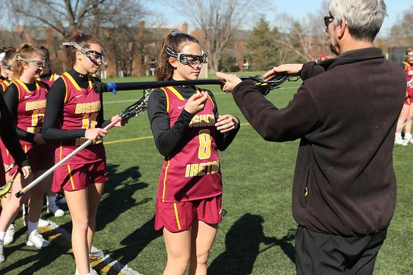 Girls Lacrosse: Visitation vs. Bishop Ireton