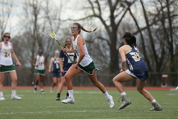 Girls Lacrosse: Visitation vs. Good Counsel