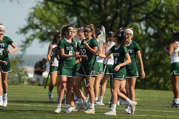 Girls Lacrosse: Visitation vs. St. Stephen's and St. Agnes