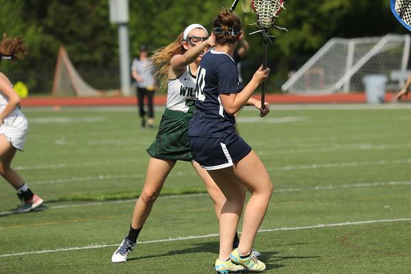 Girls lacrosse: Wilson vs. Field
