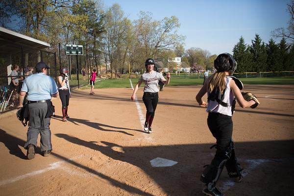 Softball: Sidwell vs. St. Stephen's