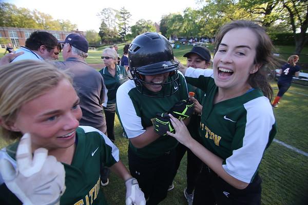 Softball: Visitation vs. Potomac School