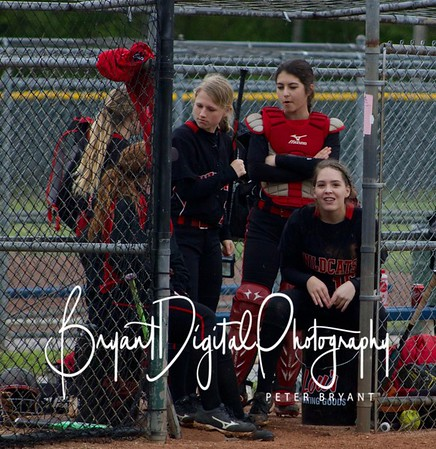 Augusta at Lady Wildcats JV Softball