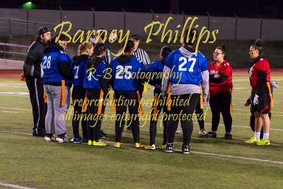 Friday Night Lights with the Girls.....by Barney