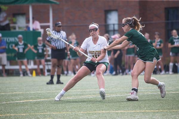 Girls Lacrosse: Visitation vs. St Stephen's Regular Season 2019