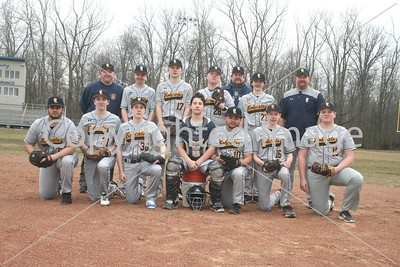 WHS JV Baseball Photo
