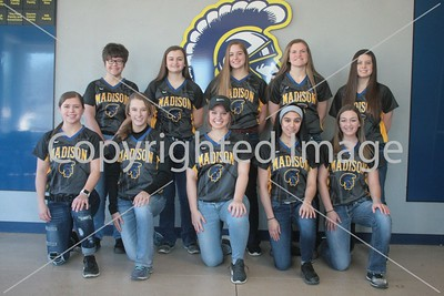 Madison Varsity softball