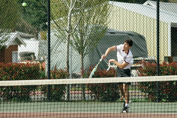 SHS Boys Tennis 2018