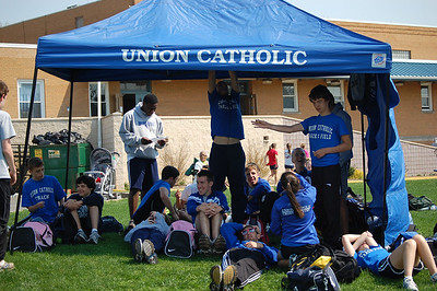 2010 Spring Track and Field