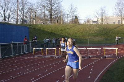 2013 Cranford/NJCTC Spring Relays