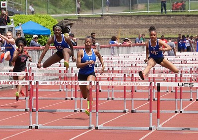 UNION COUNTY CONFERENCE CHAMPIONSHIP 5/14/16