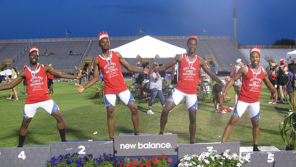 New Balance Outdoor Nationals
